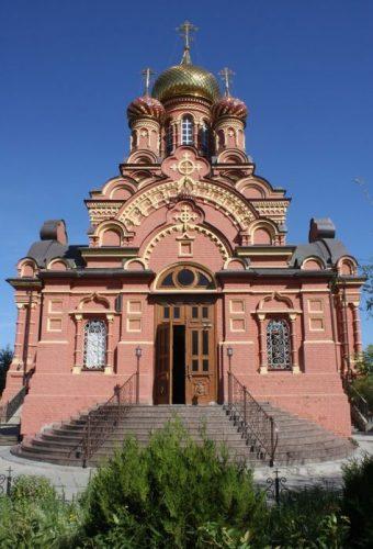 Собор Иоанна Предтечи, Астрахань