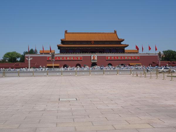 Тяньаньмэнь в Пекине