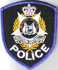 Нашивка полиции Австралии