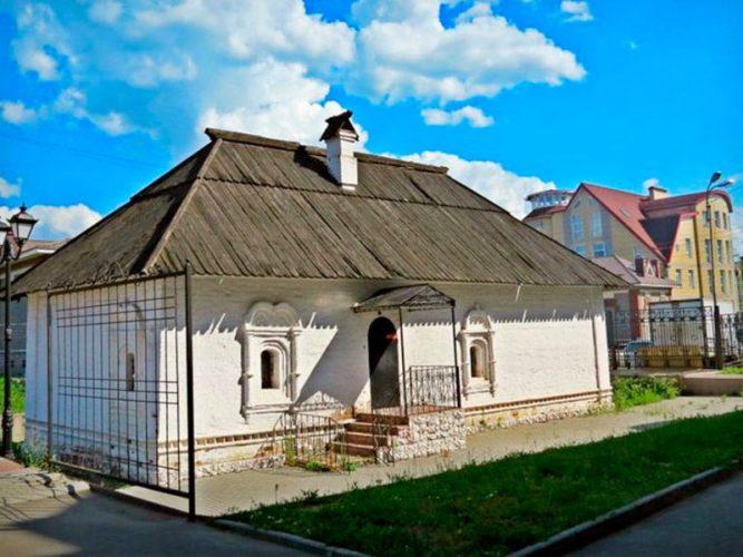 Щудровская палатка в Иваново
