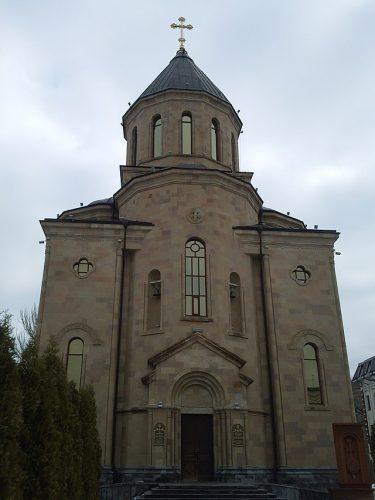 Церковь Сурб Арутюн, Ростов