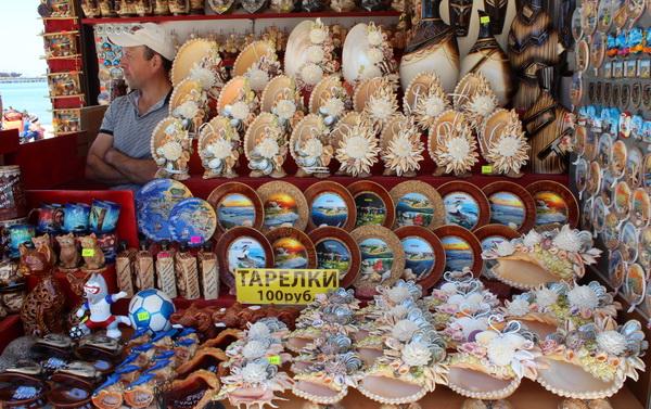 Сувениры из Анапы