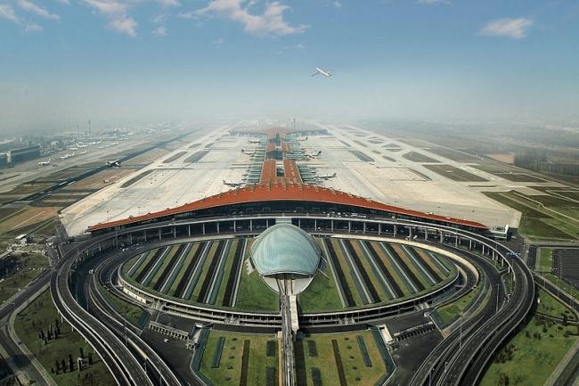 Международный Аэропорт Пекина, Терминал 3.