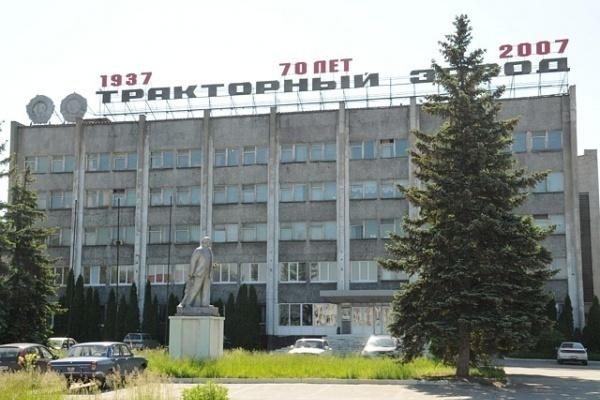 Тракторный завод Тракторный завод в Липецке
