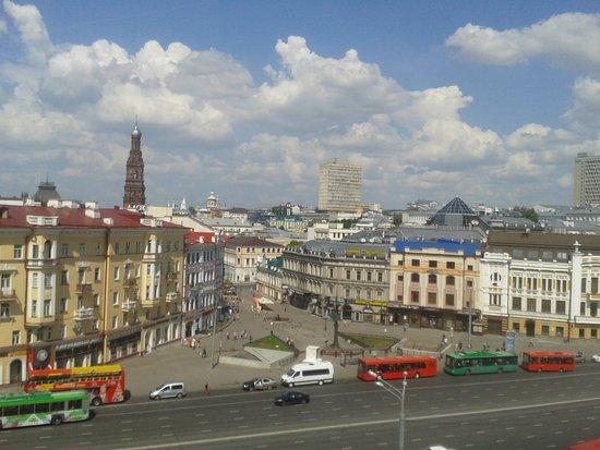 Площадь Тукая, Казань