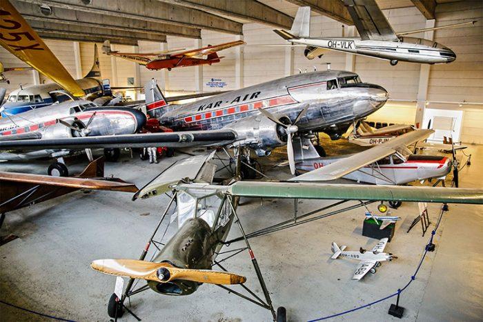 Музей авиации в Вантаа