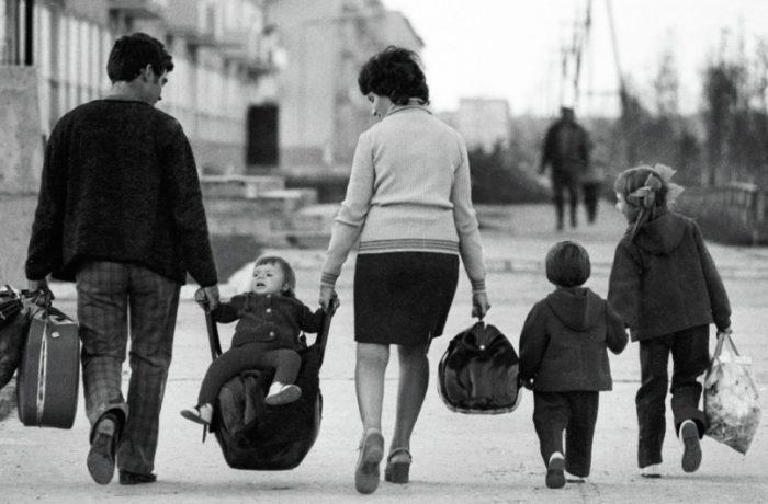 Многодетная семья в СССР