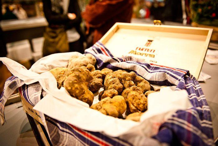 Трюфели из Сан-Миниато