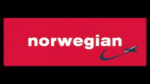 Логотип Norwegian Airlines