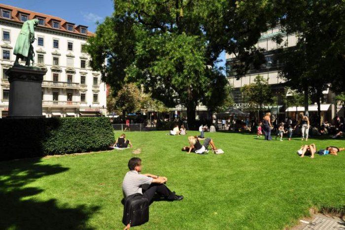 Pestalozzi Park