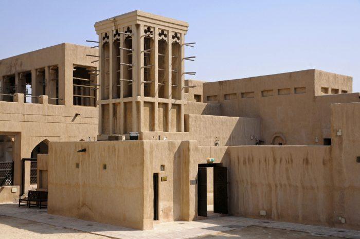 Дом шейха Саида Аль Мактума