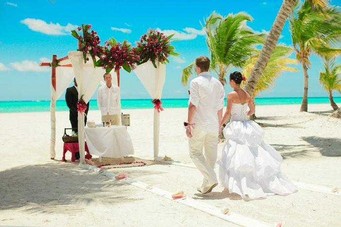 Брак на Мальдивах