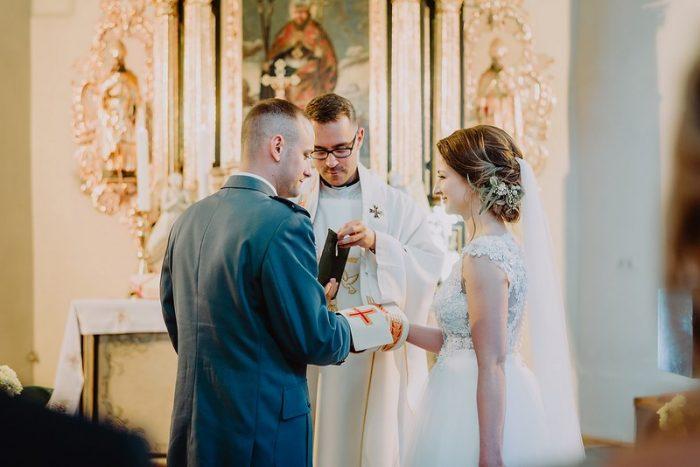церковный брак в Польше