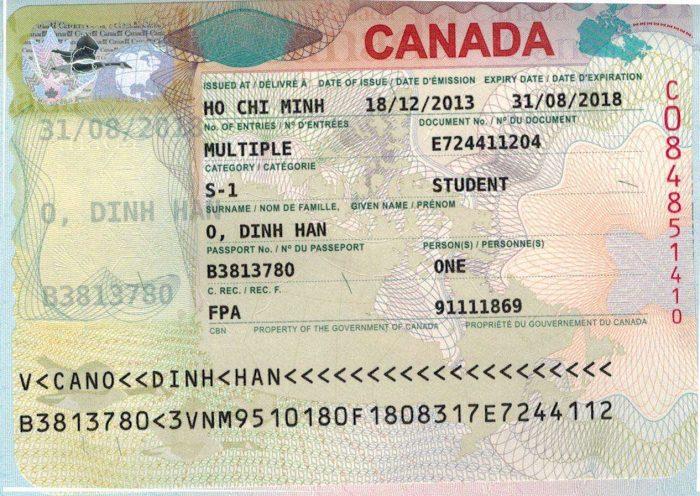 Как поступить в ВУЗ в Канаде иностранцу