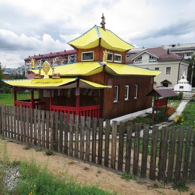Ак-Буркан в Горно-Алтайске