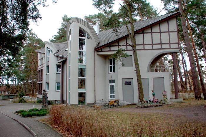 Дом Сказочника, гостиницы Светлогорска