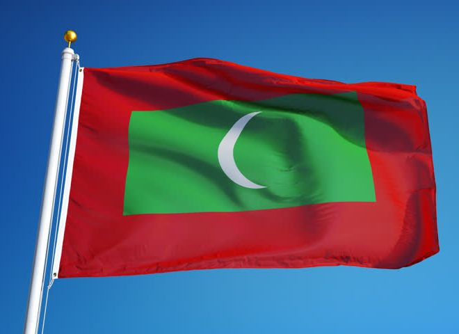 Мальдивский флаг
