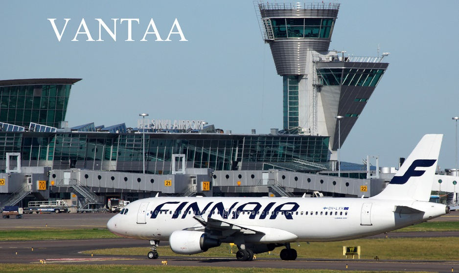 Пересадка в аэропорту Хельсинки - Вантаа