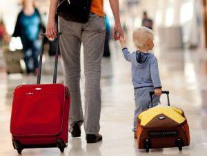 Возвращение детей из-за границы