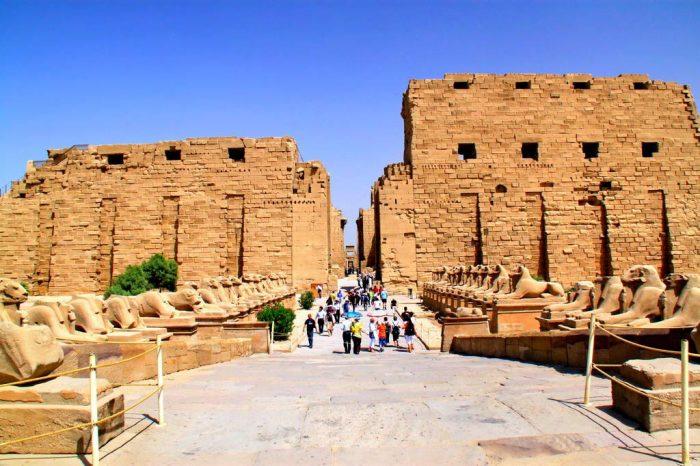 Карнакский храм, Египет