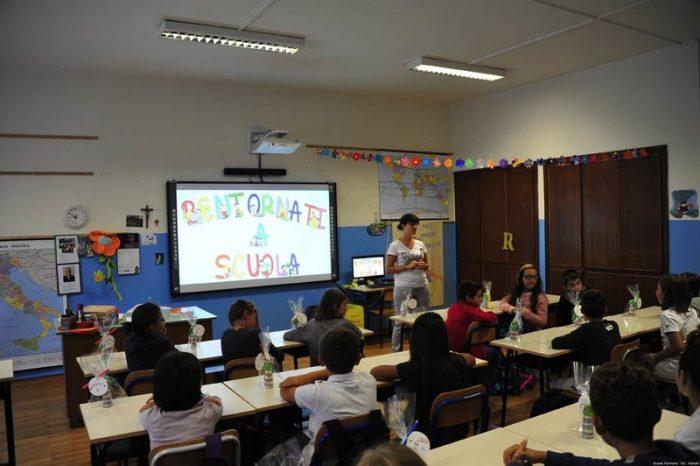 Начальная школа в Италии.