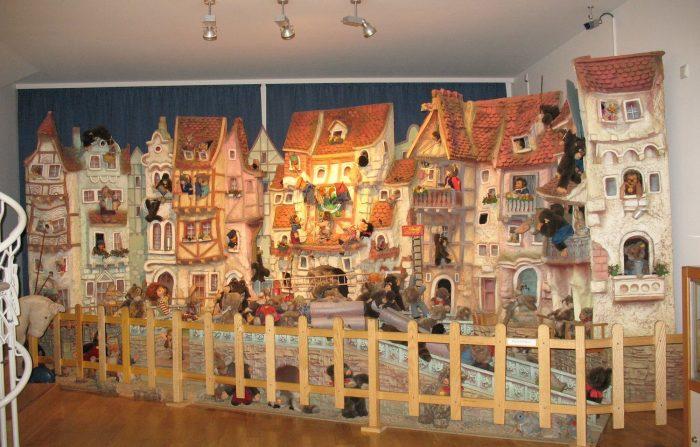 музей игрушек в Мюнхене