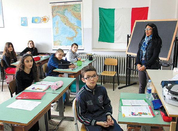 Школы в Италии