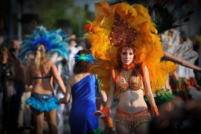 карнавал в Ольборге