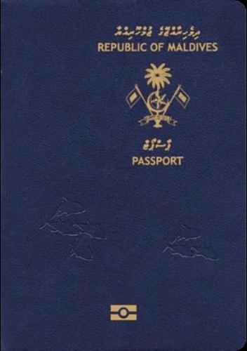 Паспорт Мальдивской Республики