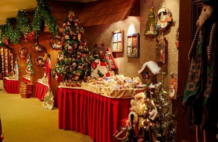 Ротенбург. Музей Рождества