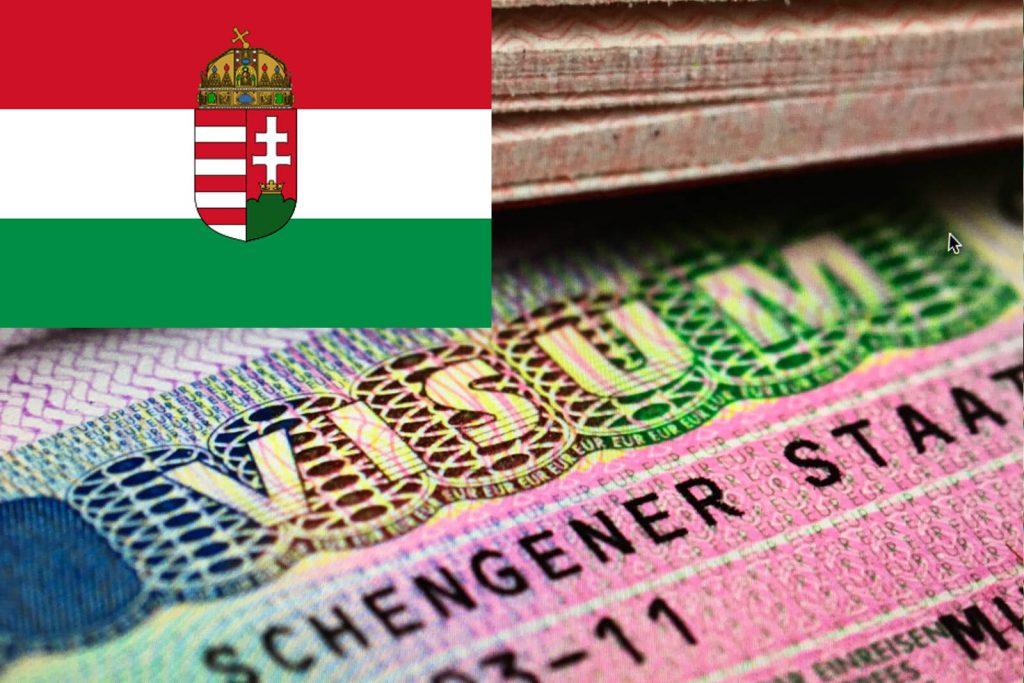 Оформление рабочей визы в Венгрию