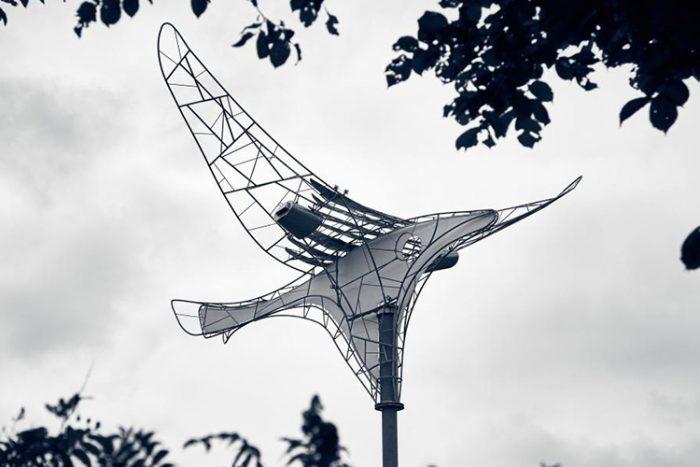 Скульптура Небесный мечтатель