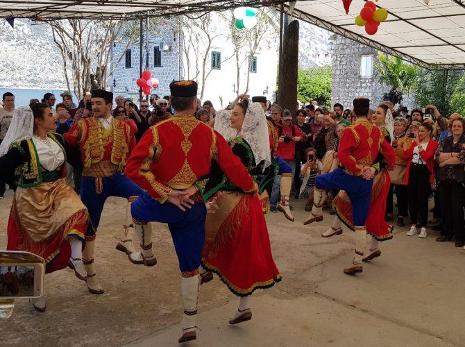 фестиваль камелий 2019 в Черногории