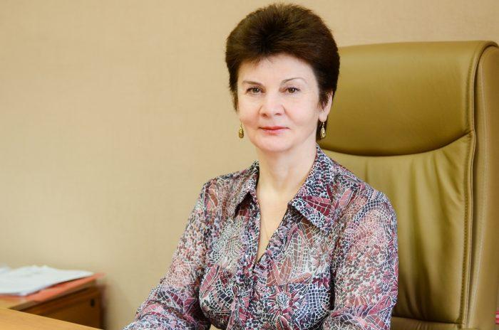 Ректор ВУЗа в Челябинске Татьяна Чумаченко