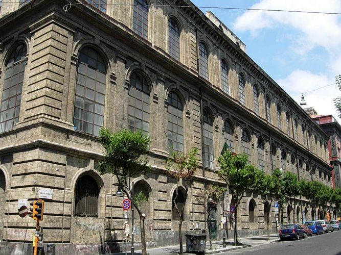 Академия изящных искусств Неаполя