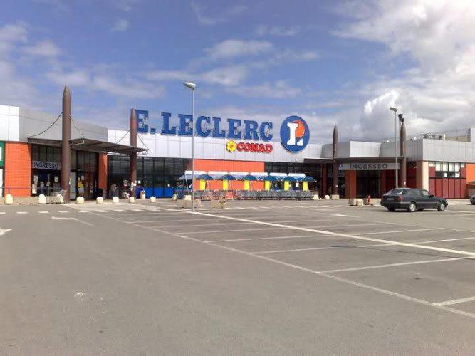 Супермаркет Conad-Leclerc