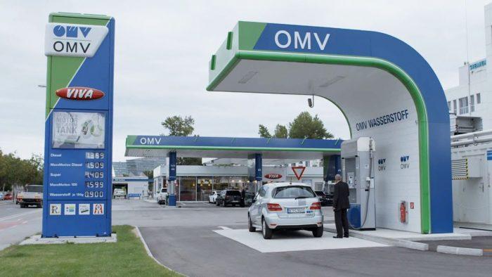 Заправка OMV