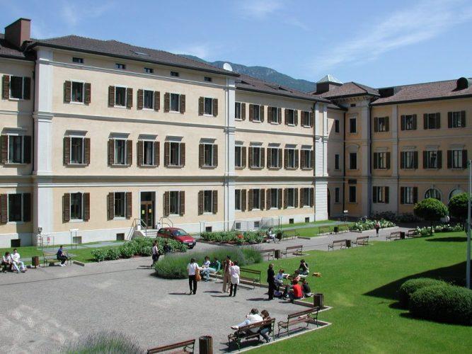 Университет Тренто