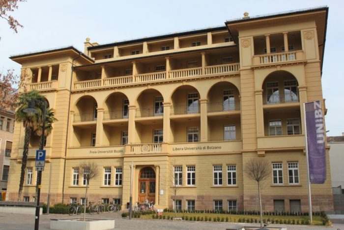 Университет Больцано
