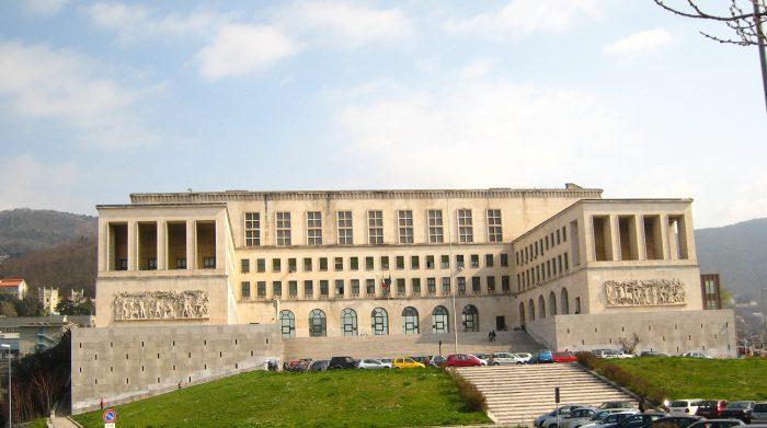 Университет Триест