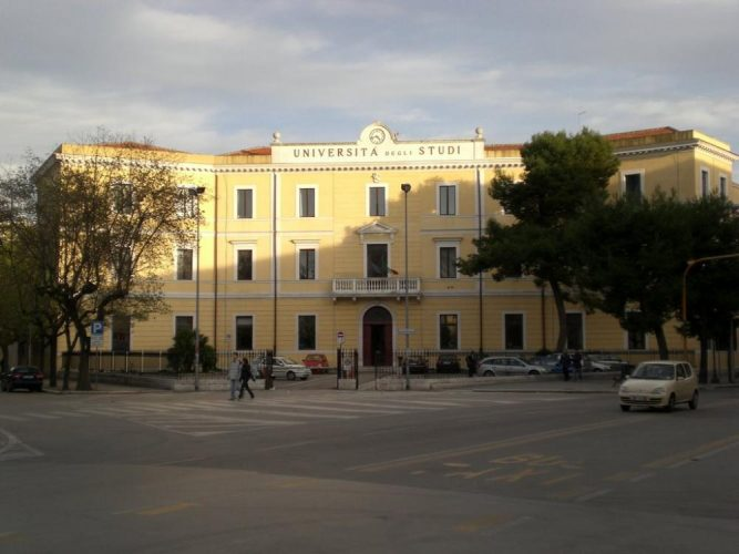 Университет Фоджа