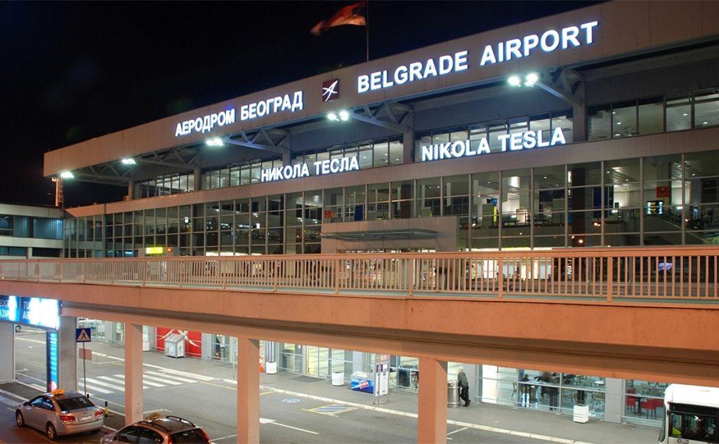Пересадка в аэропорту Белграда