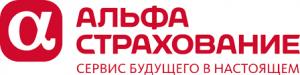 Логотип «Альфа Страхование»