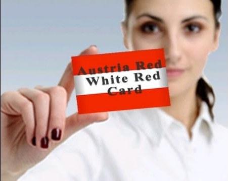 Оформление и получение рабочей визы в Австрию