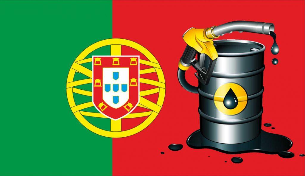Бензин в Португалии