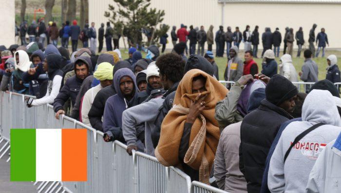 Беженцы в Ирландии