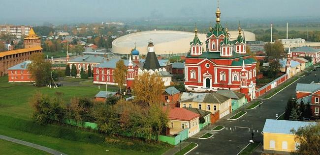 Коломенский Брусенский монастырь