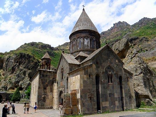 Монастырь Гегардаванк