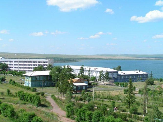 Санаторий Озеро Шира