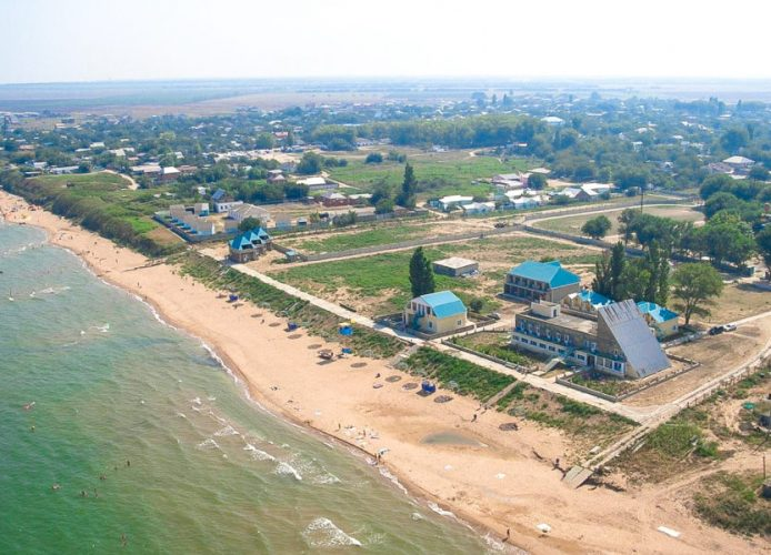 поселок Кучугуры